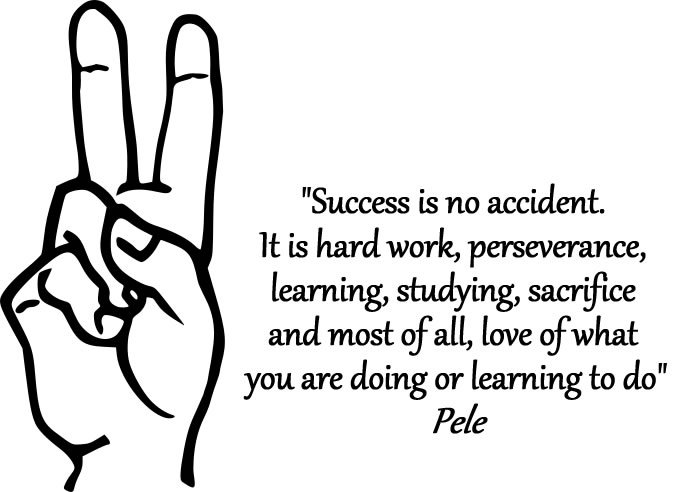 Success (victory sign)