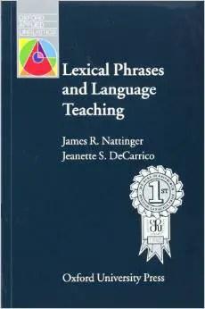 Lexical phrases