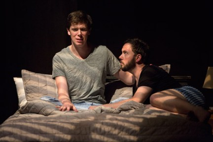 with Gregory Prest in Angels in America