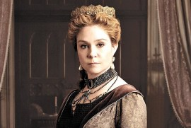 Megan Follows as Queen Catherine de Medici