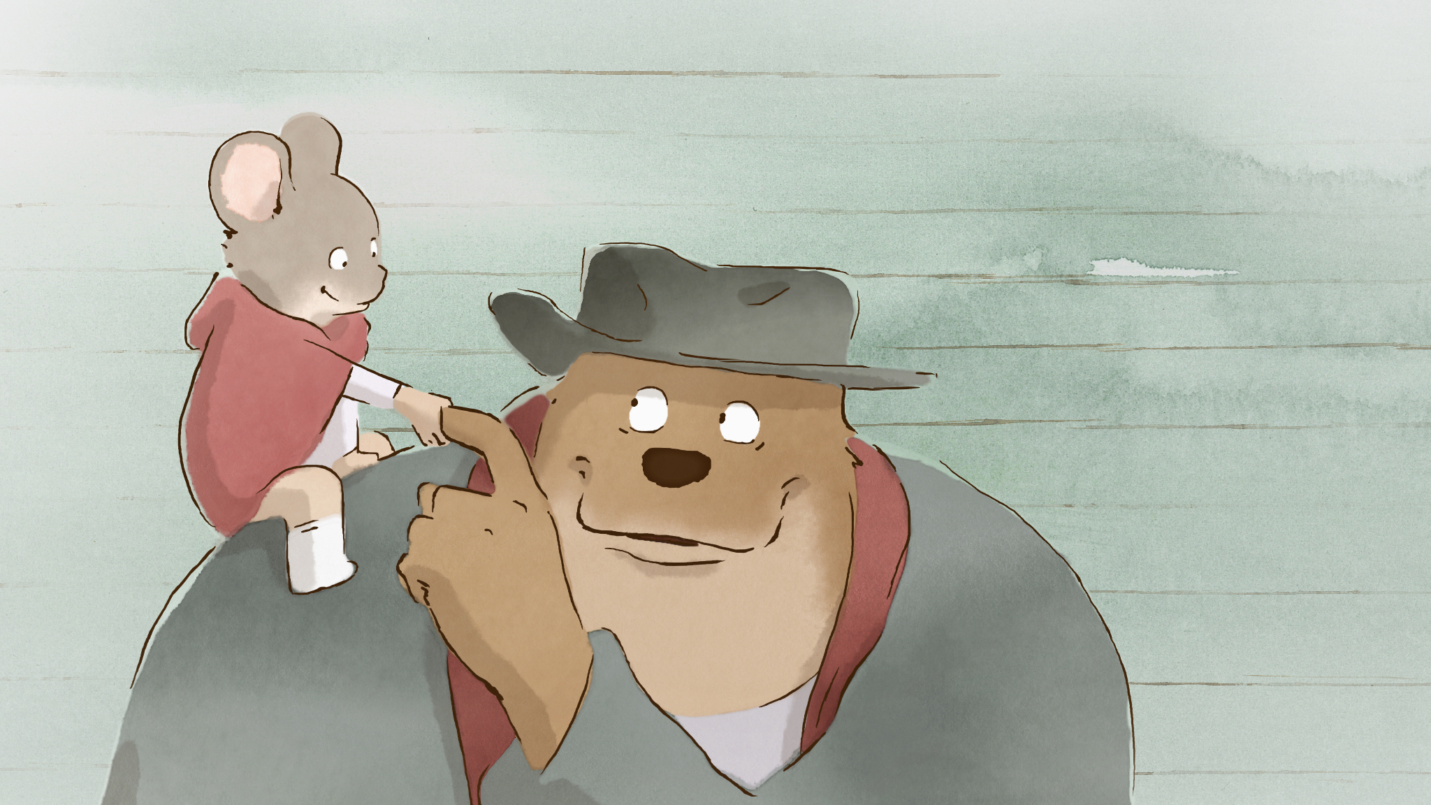 And The Molar Of The Story Is Ernest And Celestine My Cinema My Entertainment World