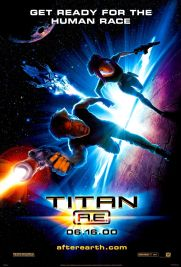 Just any excuse at all to reference Titan A.E.