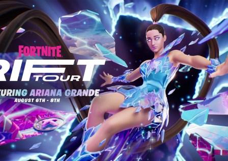 Ariana x Fortnite_Key Art 3