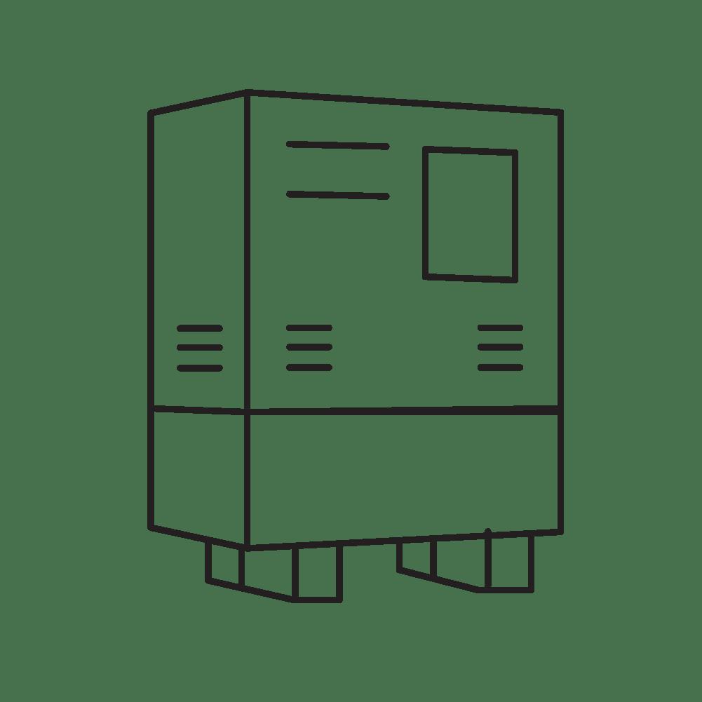 emergency lighting power inverters