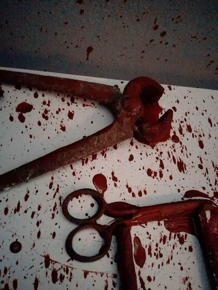 HOSTEL MURDER TOOLS