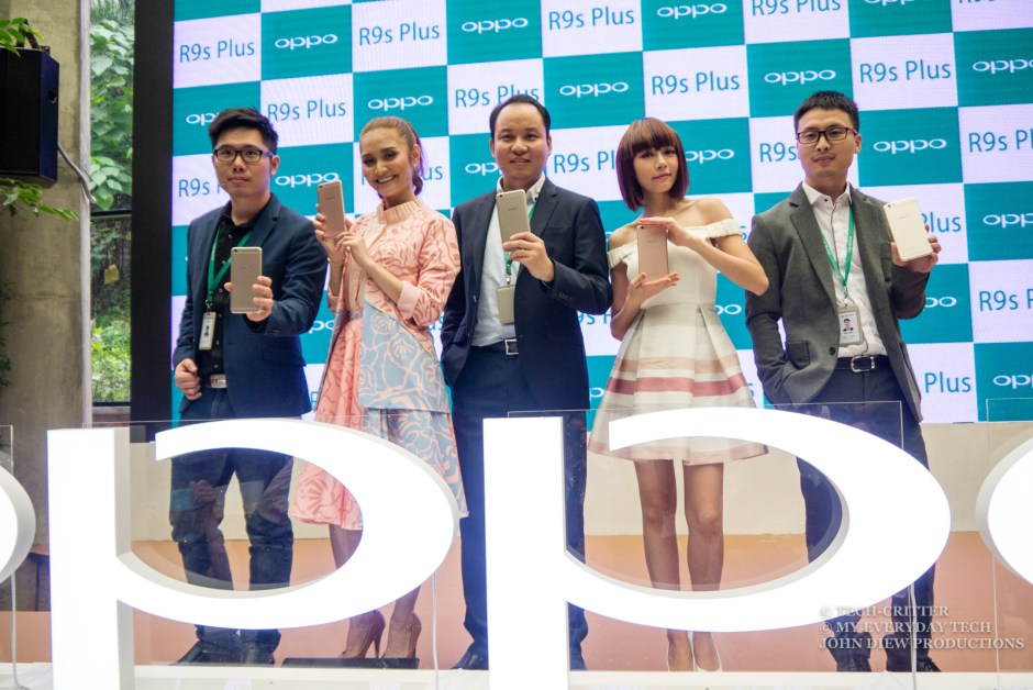 OPPO R9s Plus Launch