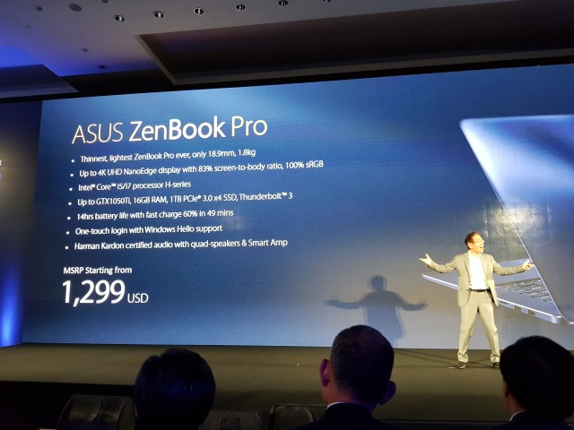 ASUS Announces New ZenBook and VivoBook Series ahead of Computex 2017 15
