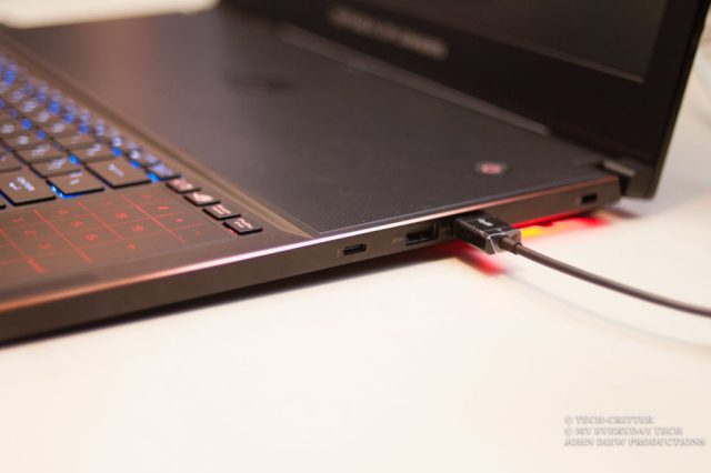 Zephyrus is ASUS ROG's Ultra Slim Gaming Laptop with GTX 1080 4