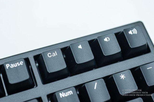 Ducky Zero DK2108 Mechanical Keyboard Review 19