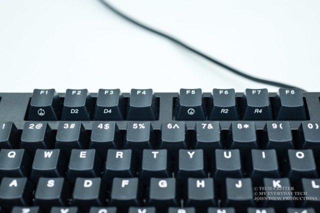Ducky Zero DK2108 Mechanical Keyboard Review 22