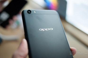 OPPO R9s Black-04