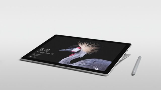 Microsoft Announces the New Surface Pro 1