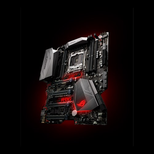 Computex 2017: ASUS Republic of Gamers unveils a series of gaming gears 6