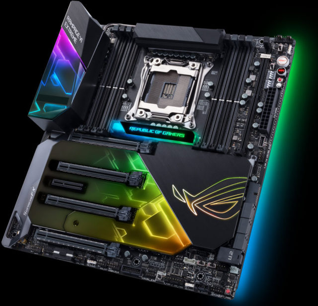 Computex 2017: ASUS Republic of Gamers unveils a series of gaming gears 5