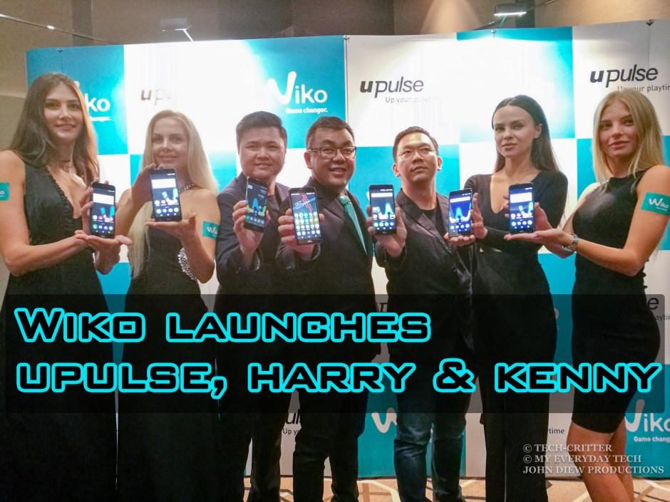 Wiko Malaysia launch