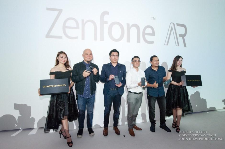 ASUS ZenFone AR Launch