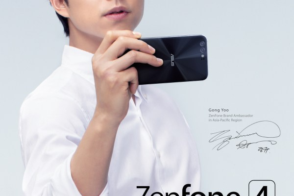 Gong Yoo, Ambassador For ASUS ZenFone 4 Series