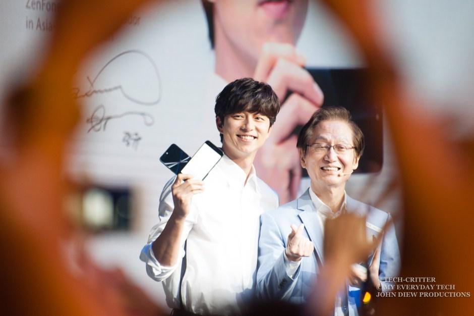 ZenFone 4 launching event