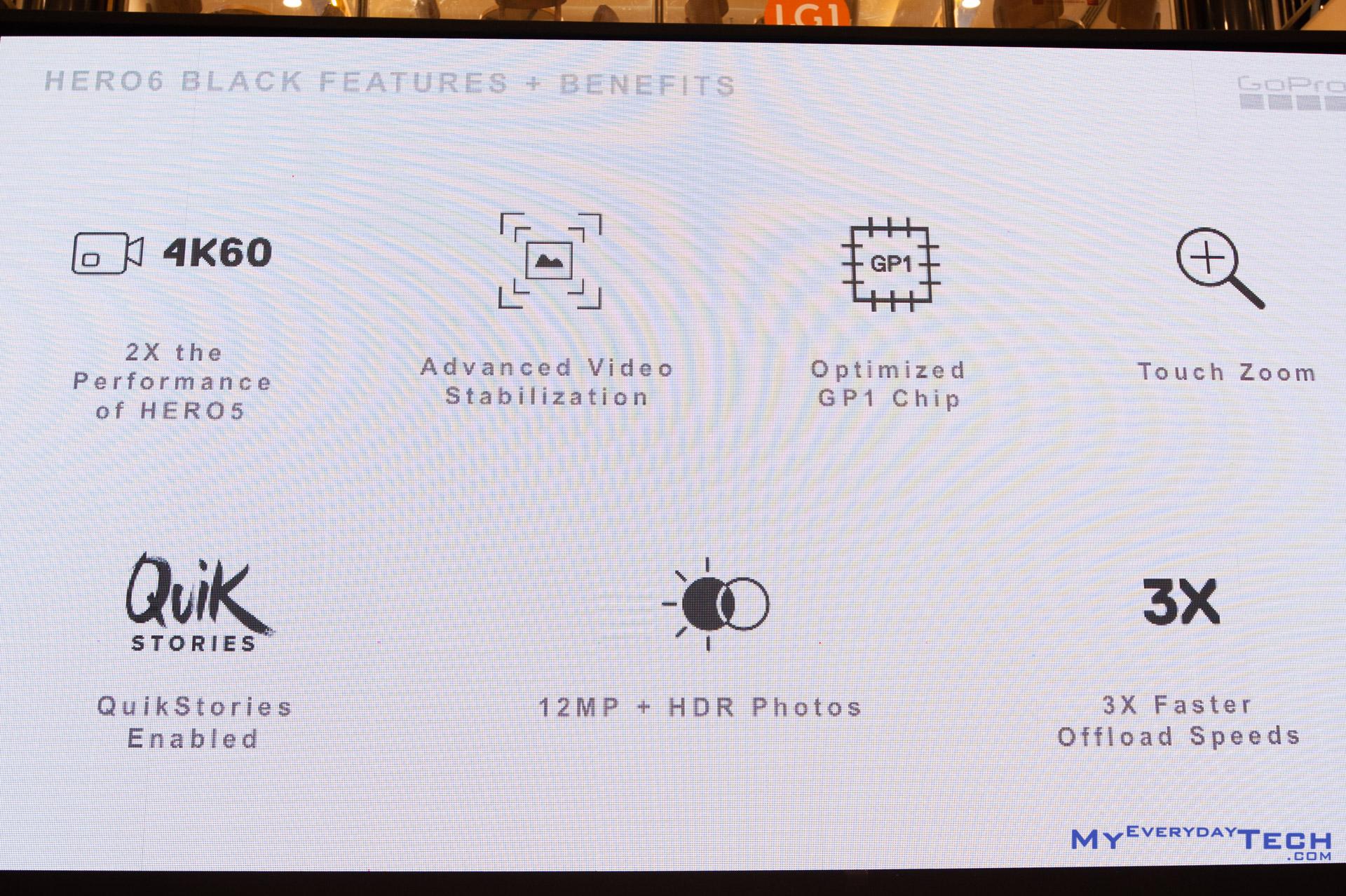 GoPro HERO6 Black now in Malaysia: 4K 60fps & 1080p 240fps