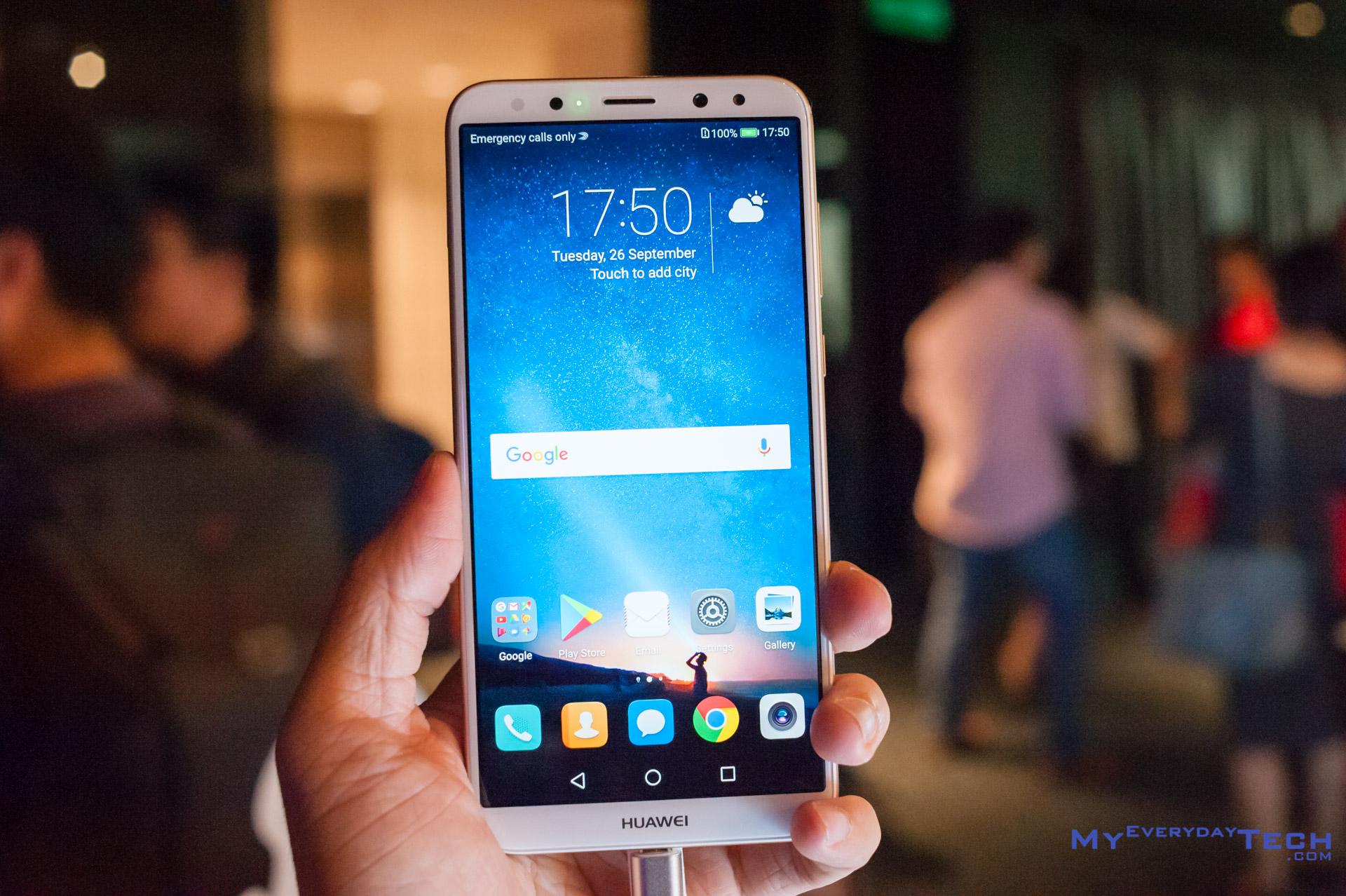 Huawei nova 2i launches in Malaysia: Quad Camera & FullView Display