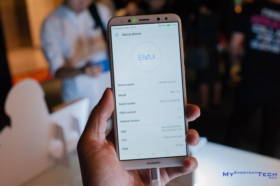 Huawei nova 2i launches in Malaysia: Quad Camera & FullView