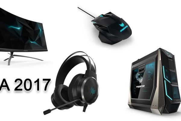 IFA 2017 Acer Predator