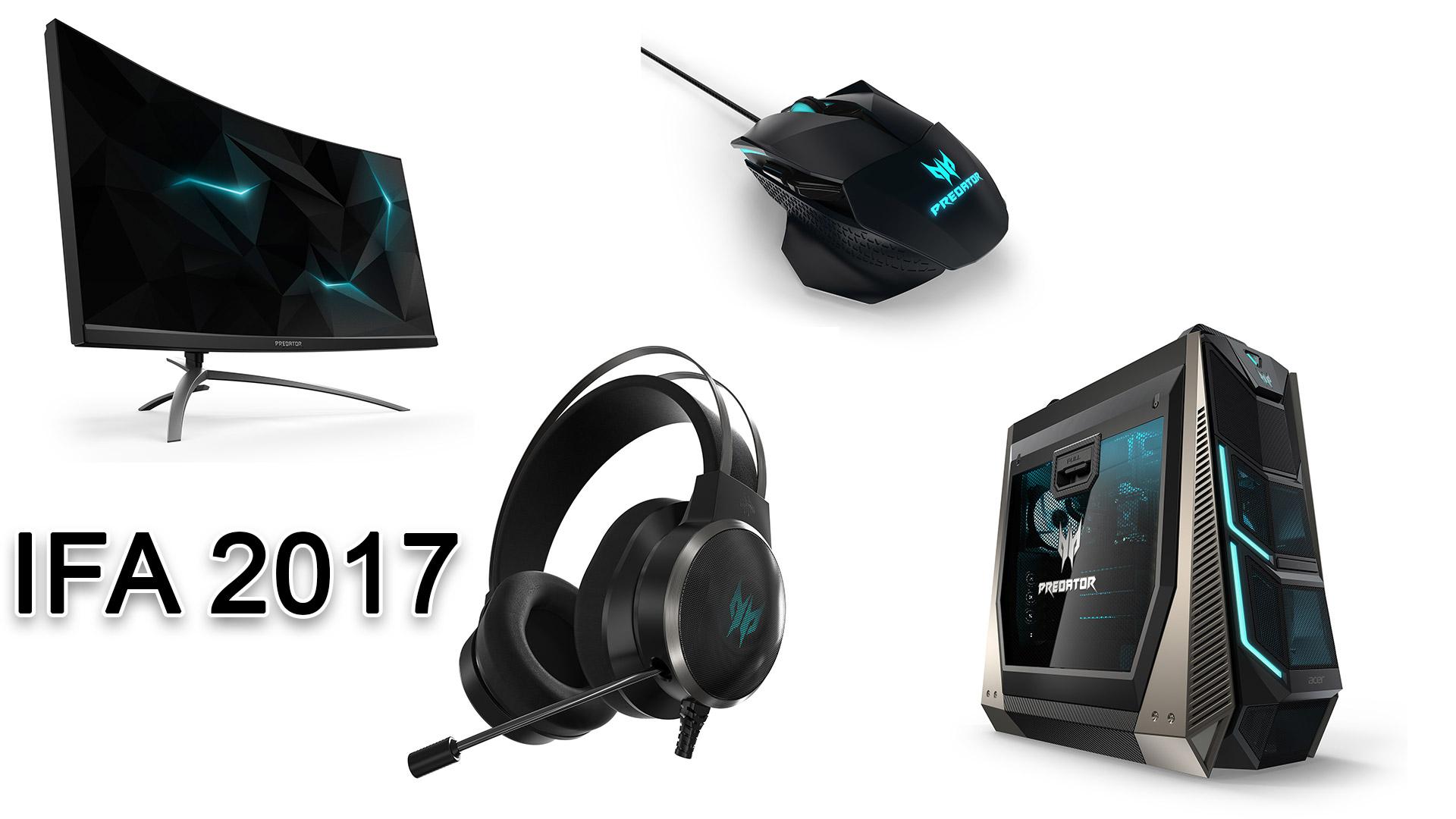 IFA 2017] Acer Announces the Predator Orion 9000 desktop, Predator