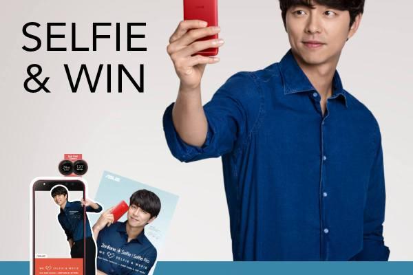 Gong Yoo ZenFone 4 Selfie Pro