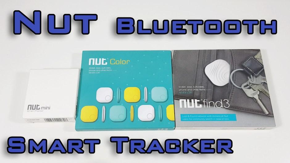 Nut Bluetooth Smart Tracker