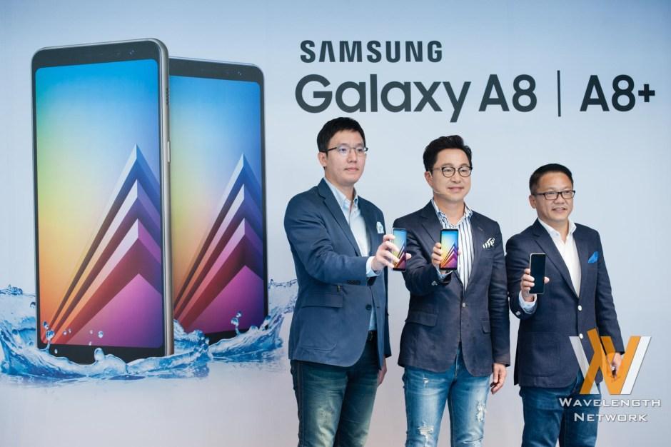Samsung Galaxy A8 Launch