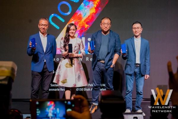 Huawei nova 2 lite Launch