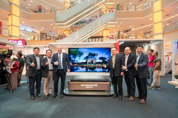 LG 2018 Consumer Roadshow: Creating a Better Life