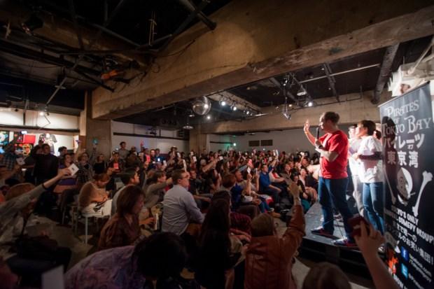 mike-hosting-anniversary-show-c-michael-holmes