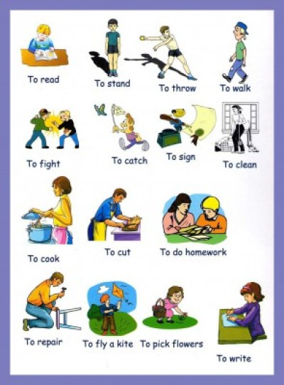 verbs-picture-dictionary