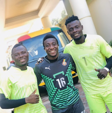 Danlad Ibrahim Reveals Why He Is Not Ready To Challenge Annan And Baah    MyFabulousOnline