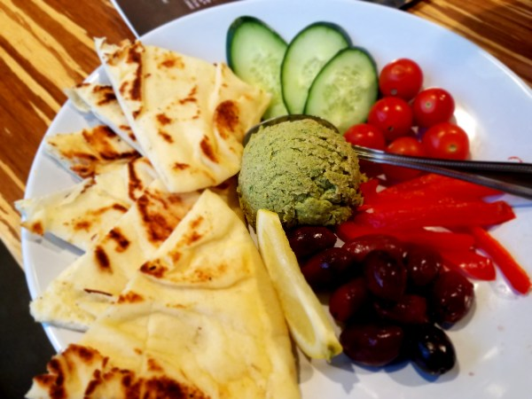 hummus plate growler usa