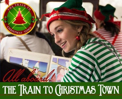 train to christmas town my family guide