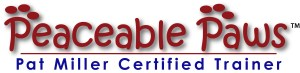 Peaceable Paws, Pat Miller Certified Trainer