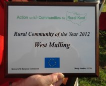 resized west malling award