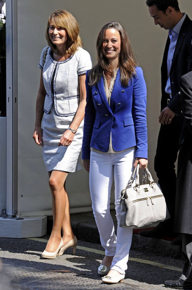 Pippa 11 Pippa Middleton: an emerging style icon
