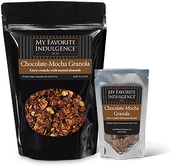Chocolate-Mocha Granola