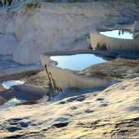 Pamukkale: Climb Petrified Waterfalls in Turkey