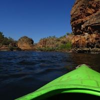 Overnight Canoeing in Katherine Gorge: Between Crocodiles and Rock Bars