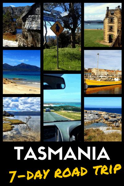Tasmania Self-Drive 7-Day Itinerary