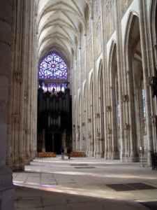 Rouen - Abbatiale St Ouen