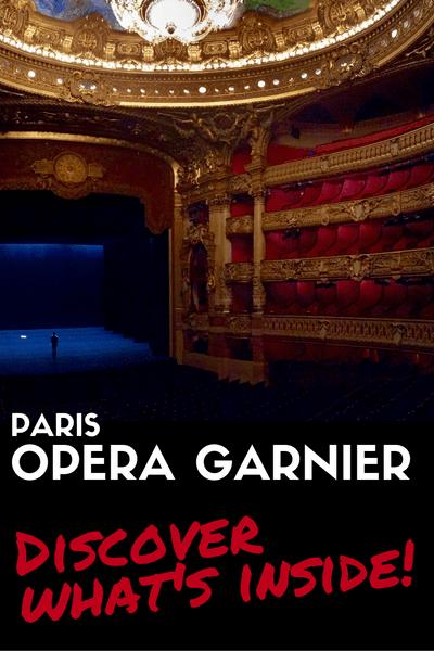 visit inside opera garner paris