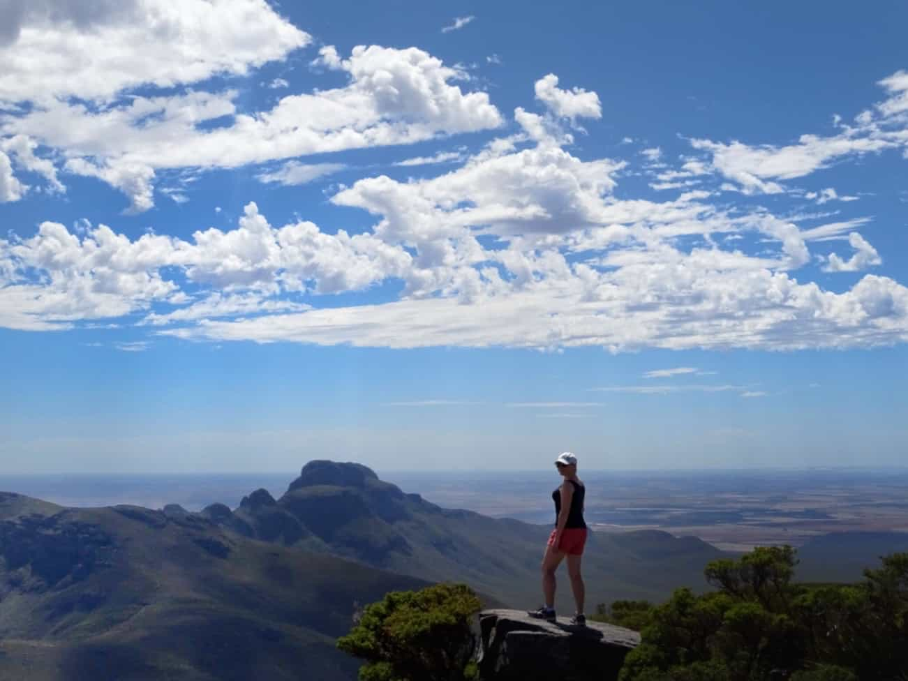 Stirling Ranges to Climb Bluff Knoll 02