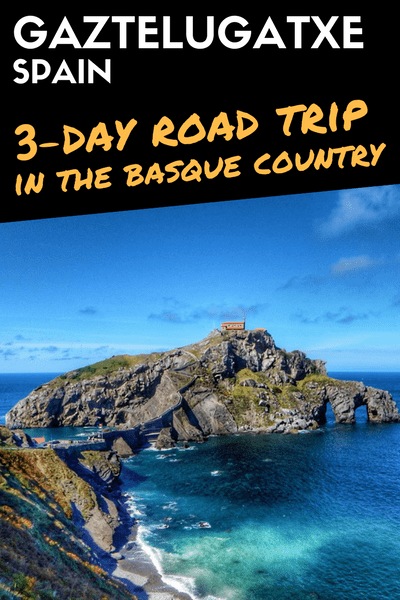 Gaztelugatxe - basque country - spain - road trip