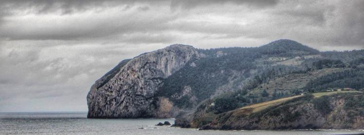 Spain Roadtrip Basque Country - Cliffs