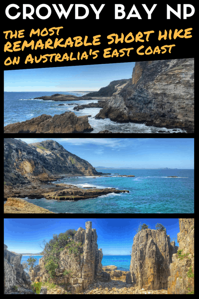 CROWDY BAY national park - remarkable short hike australia's east coast - port macquarie